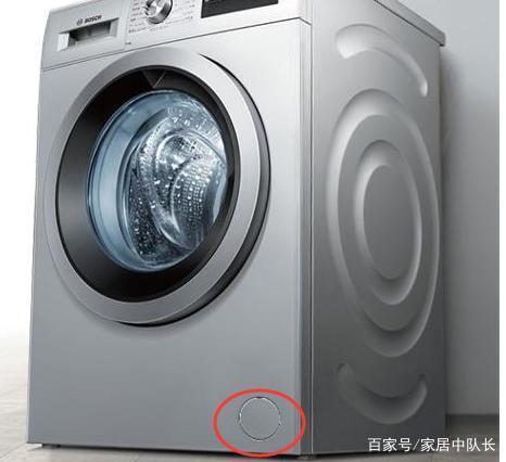 全自动的滚筒洗衣机你真的会用吗?别花那么多钱还不会用就亏了