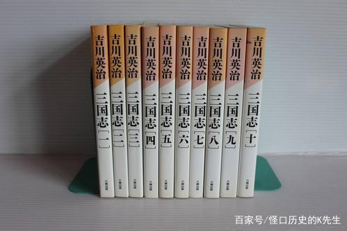 日本人很喜欢三国故事,其实还有一个国家比日