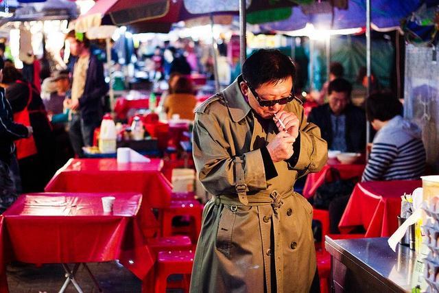 摄影师最理想的街拍镜头