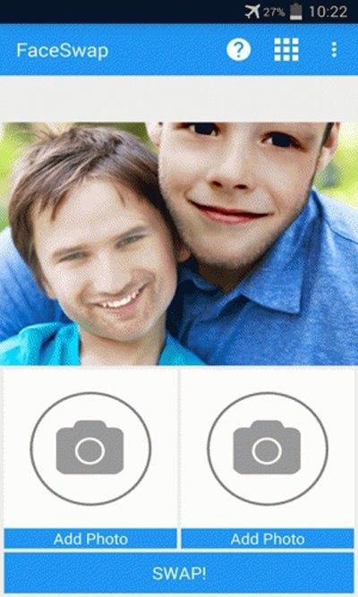 换脸的p图软件