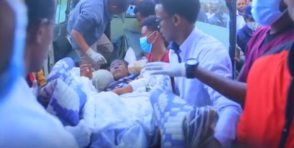 埃塞俄比亞提格雷州一市場遭空襲,已致數十人死亡