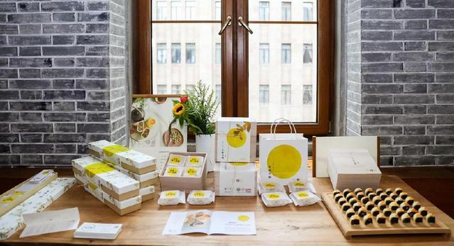 一条·正谷首次跨界合作,联名品牌有机月饼礼盒正式发布