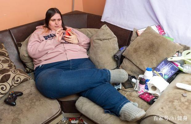 """360斤女子被告知""""不减肥就会死"""",运动3年瘦-轻博客"""