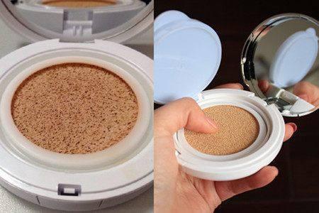 用粉饼还是气垫补妆教你选择的技巧