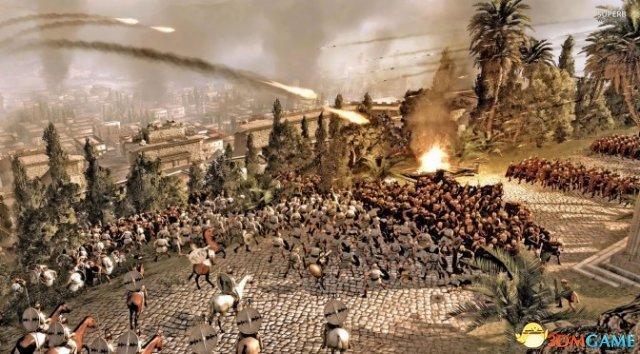 《罗马2:全面战争》升级档 家族树功能终于加入