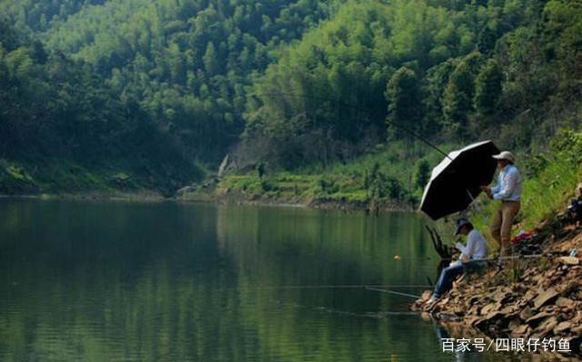 野釣遇到走水不要再立馬收桿走人瞭,一招輕松也能上大魚!