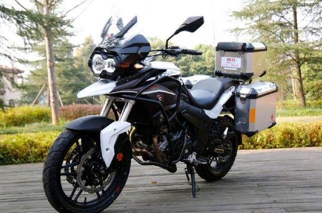 宗申公司休旅摩托车的代表之作——赛科龙RX3S
