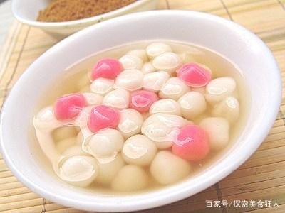 重庆美食小吃小汤圆