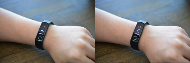 手腕上的全能健康助手 荣耀手环4评测