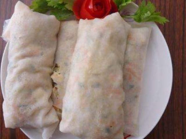 广东汕尾地域传统式特色小吃,制做米花糕加工艺独特