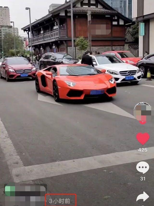 王思聰高調現身,開900萬豪車載異性兜風,派頭十足路人不敢靠近