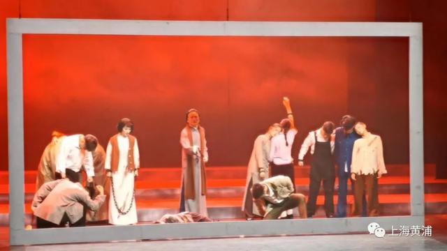 紅色主題大型原創滬劇《早春》昨晚上演,緬懷致敬英雄,慶祝建黨百年