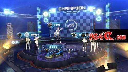 《QQ飞车手游》玩法盘点:经典竞速道具之外 剧情驾照结婚也来了