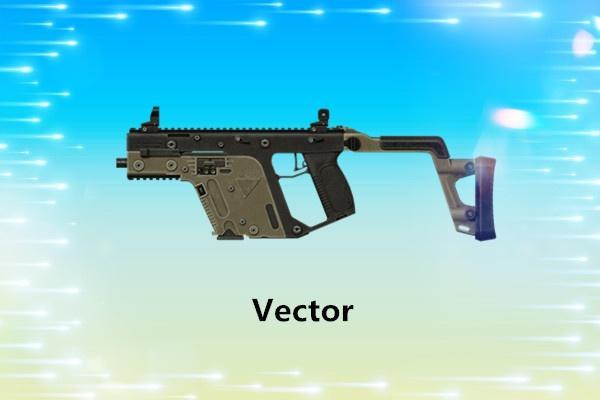 绝地求生:版本最热的前4把枪,M4落榜,第一名比AK伤害都高!