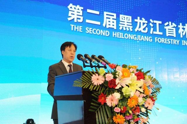第二届黑龙江省林业产业发展合作大会举行