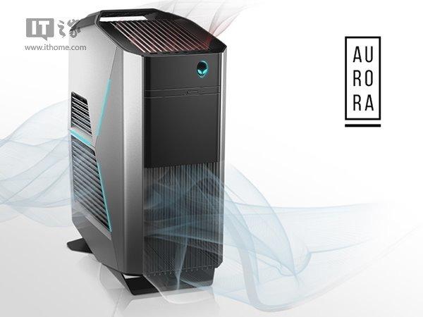 戴尔外星人台式机R5游戏款搭载Intel酷睿i7-6700 可升级