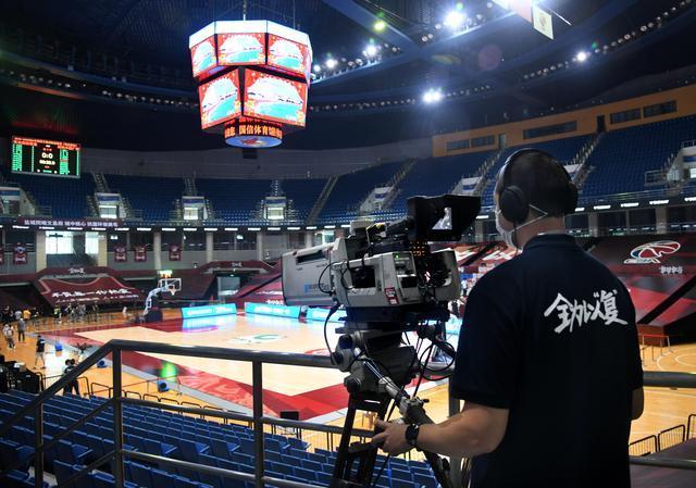篮球——CBA复赛在即青岛赛区整装待发(4)