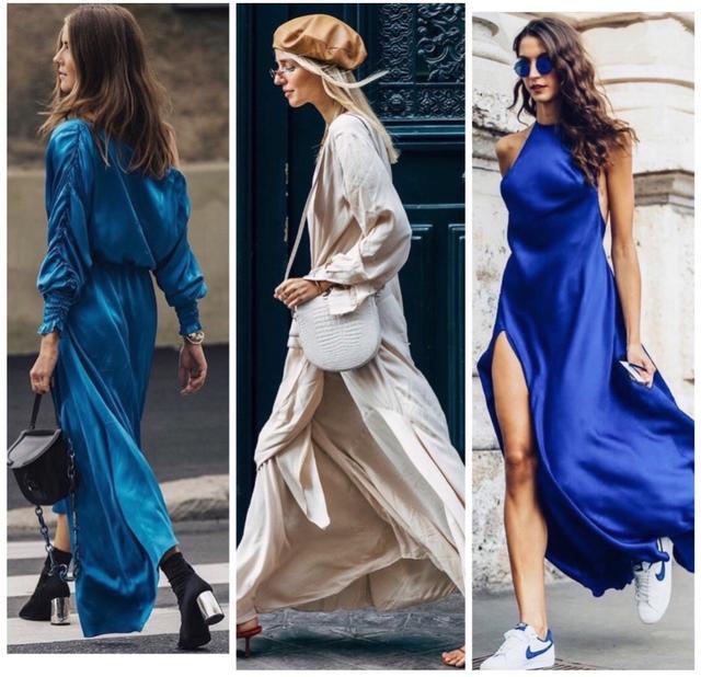 夏天里的各种美裙,清凉又耐看,让美美的连衣裙称霸整个夏季