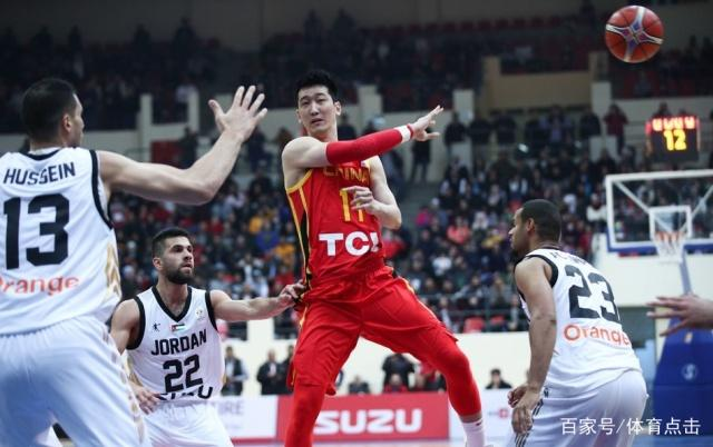 惨败!中国男篮24分不敌约旦,赛后球员评分不忍直视