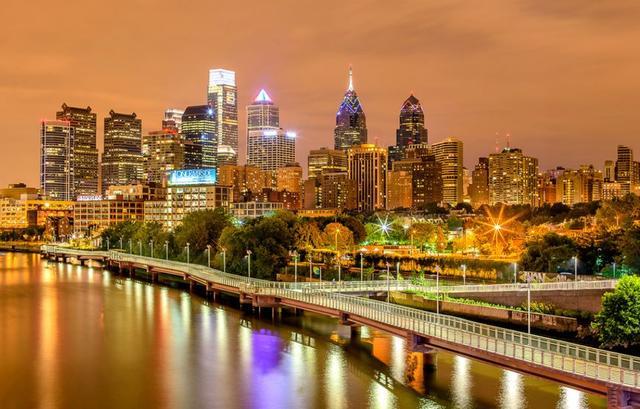 星火燎原的旧都,费城古老且最具历史意义,是美国独立的发祥地