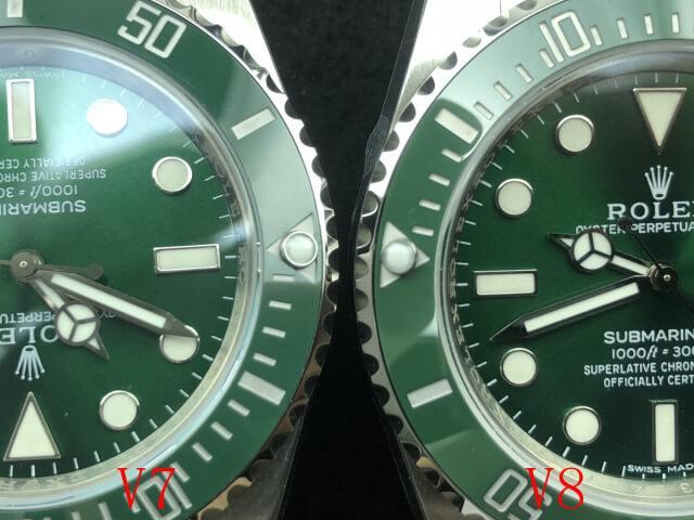 劳力士n厂v8是什么机芯?机芯3135和2836详细深度测评