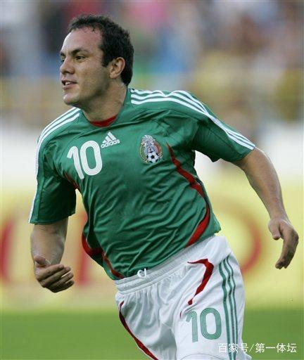世界杯传奇:墨西哥队的那些传奇球星(第一弹)