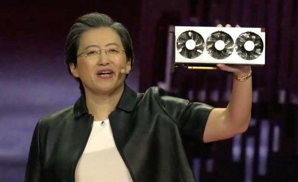 真龙到来 AMD发布7nm CPU和GPU AMD 第7张