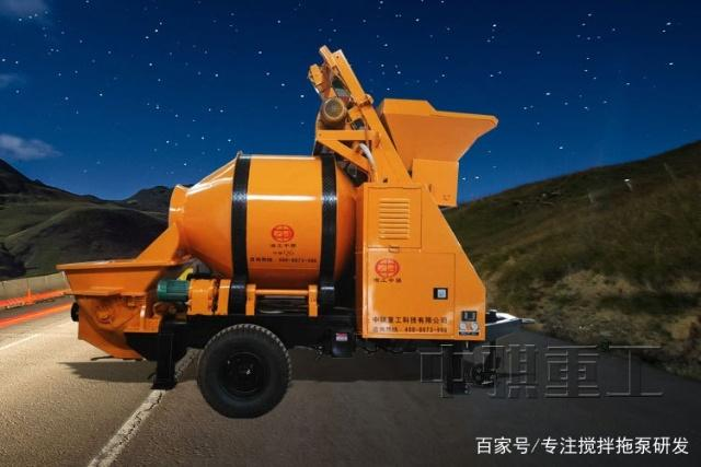 混凝土输送泵使用过程中安全生产必备注意项