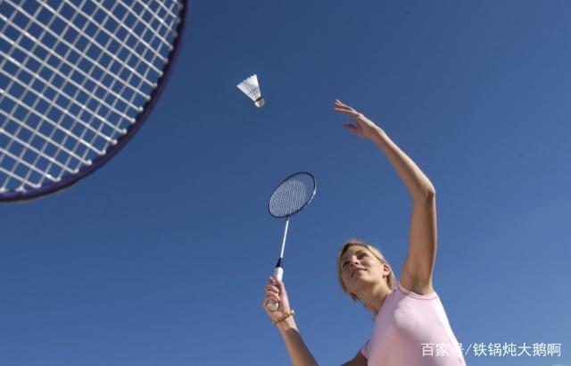 羽毛球扣杀很难学?看完这几个小技巧,让你节省力气还更容易得分
