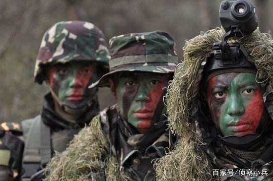 揭秘:特种兵脸上的迷彩妆不是随便涂的,涂错妆就是生命的代价!