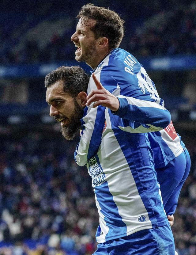 足球--国王杯:西班牙人队战平皇家贝蒂斯