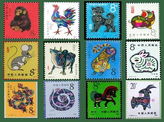 己亥猪年生肖邮票首发 最早生肖邮票为猴票 第11张