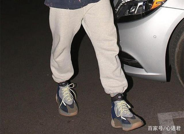 Yeezy篮球鞋来了,原来长这个样子!