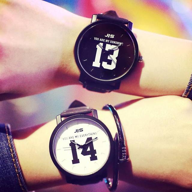 時尚情侶手錶,一生一世,你和你的另一半有沒有佩戴呢?