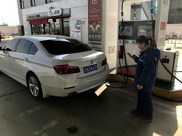 加油不下车 轻松车牌付 ——车油喜智慧加油系统成功登陆济南