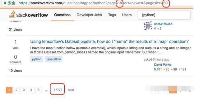 Python爬虫:百万级数据怎么爬取