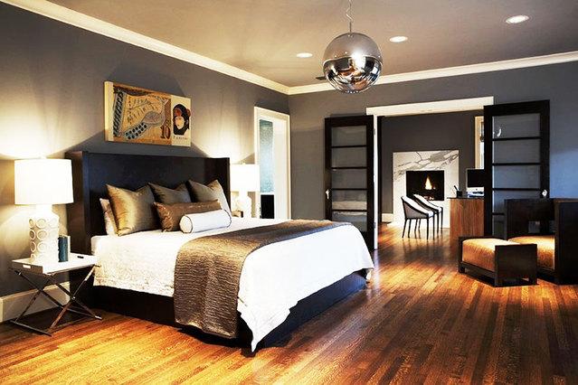 小卧室家具摆设图片,18款舒适卧室布置