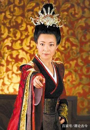 劉邦結髮妻呂雉——中國女性當政的第一人,下場何其悲慘