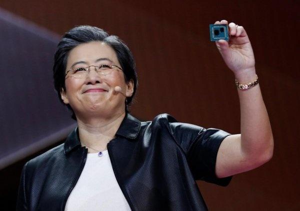 真龙到来 AMD发布7nm CPU和GPU AMD 第1张