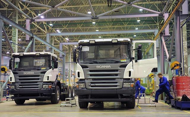 称霸国内物流界,欧洲货运的中流砥柱,斯堪尼亚为何如此强悍?