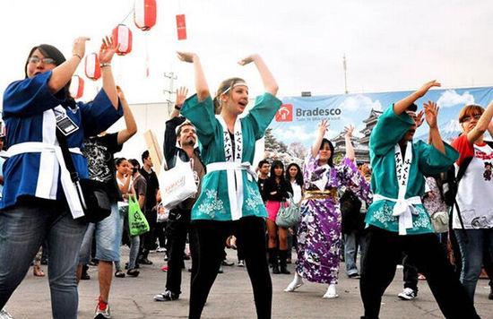 看完巴西的日本人聚居区,再看巴西的中国人聚