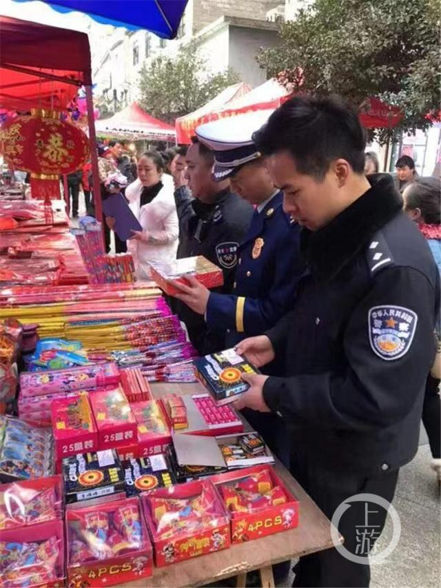 2019重慶春節禁止燃放煙花爆竹區域一覽