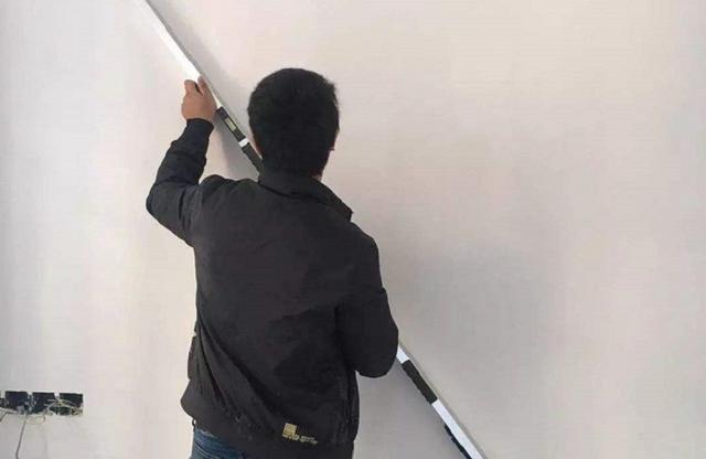 墙面装修验收要谨慎,乳胶漆的验收尤其要注意,不了解情况要吃亏