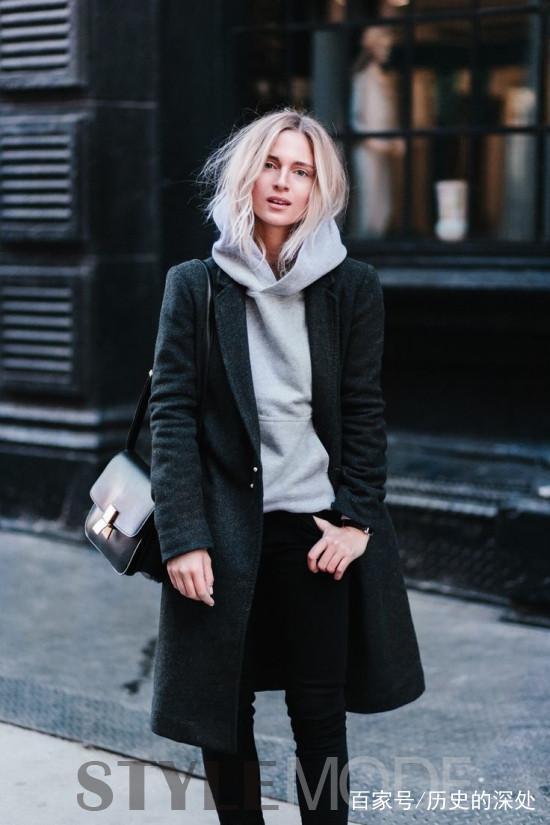 2018最流行的服装搭配