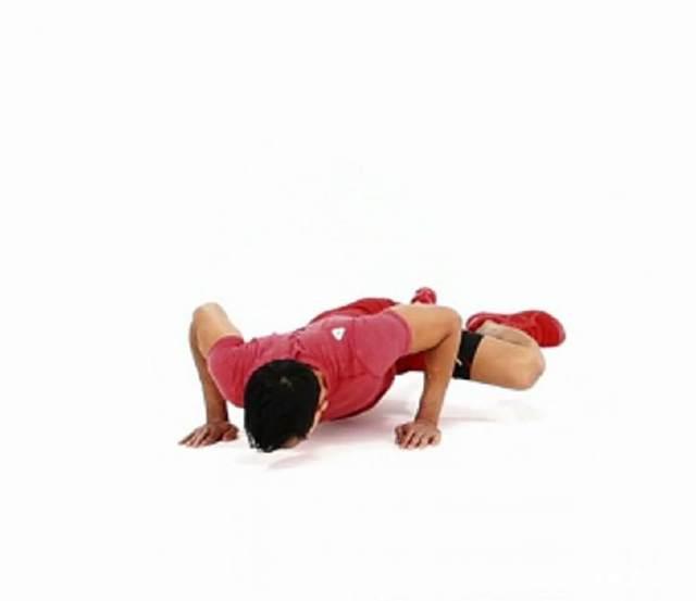 摆脱一块腹肌锻炼法:5种最简单迅速锻炼出6块腹-轻博客