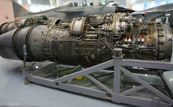 世界军用战斗机发动机排名,中国俩型号上榜