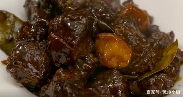 香辣牛肉的制作方法,牛腱子肉这样做酥软弹牙-轻博客