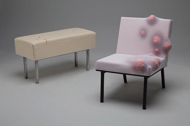 这套诡异的家具, 看完整个人都不好了-玩意儿