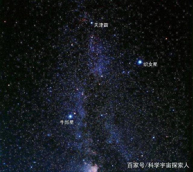 牛郎星对织女星的爱并不执着,科学家发现它们