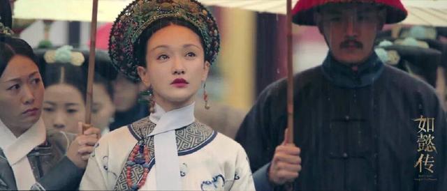 从《李米的猜想》到《如懿传》,周公子一直是和角色共生的女演员